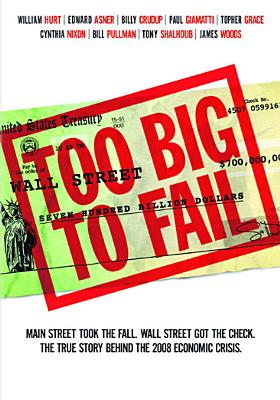 TOO BIG TO FAIL BY HURT,WILLIAM (DVD)